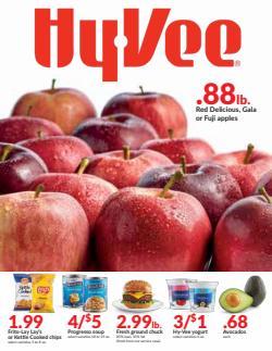 Hy-Vee catalog ( 3 days left)