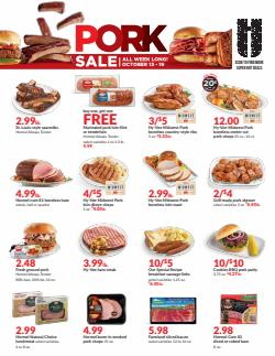 Grocery & Drug deals in the Hy-Vee catalog ( Expires today)