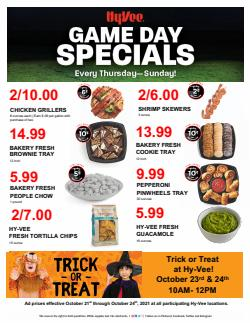 Grocery & Drug deals in the Hy-Vee catalog ( 2 days left)