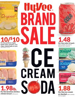 Hy-Vee deals in the Lincoln NE weekly ad