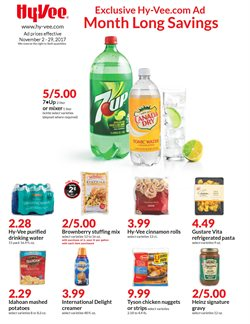 Hy-Vee deals in the Omaha NE weekly ad