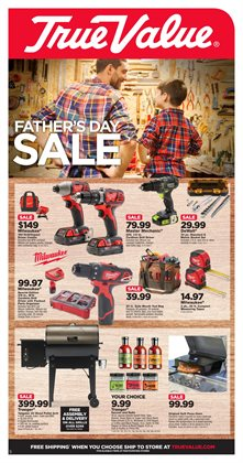 Tools & Hardware deals in the True Value weekly ad in Poughkeepsie NY