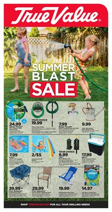 Tools & Hardware deals in the True Value weekly ad in Troy NY