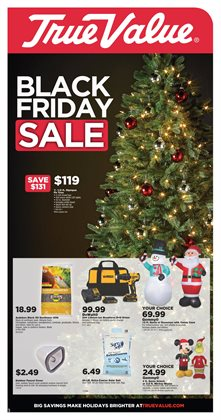 Tools & Hardware deals in the True Value weekly ad in Dearborn Heights MI