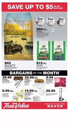 Milwaukee deals in the True Value weekly ad in Oklahoma City OK