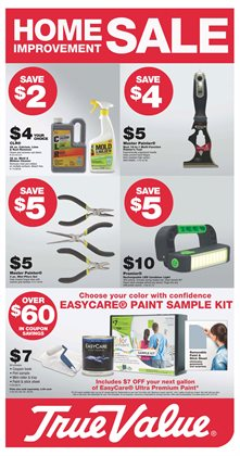 Tools & Hardware deals in the True Value weekly ad in Allentown PA