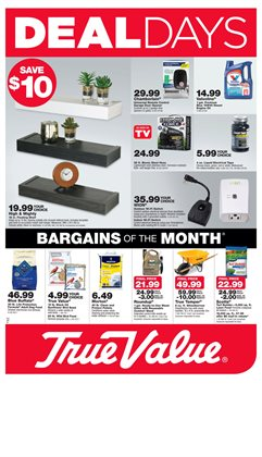Doors deals in the True Value weekly ad in New York