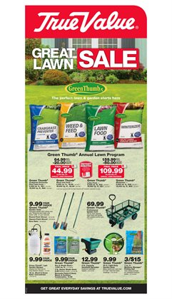 Tools & Hardware deals in the True Value weekly ad in Bay City MI