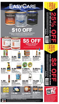 Nails deals in the True Value weekly ad in La Habra CA
