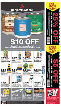 Saw deals in the True Value weekly ad in Troy NY