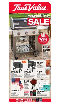 Tools & Hardware deals in the True Value weekly ad in Renton WA