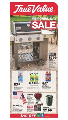 True Value deals in the New York weekly ad