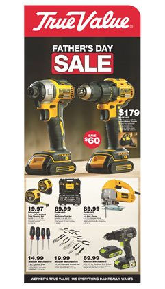 Tools & Hardware deals in the True Value weekly ad in Flushing NY