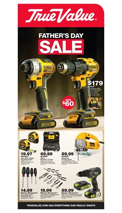 Tools & Hardware deals in the True Value weekly ad in Mansfield OH