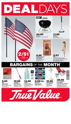 Tools & Hardware deals in the True Value weekly ad in Belleville IL