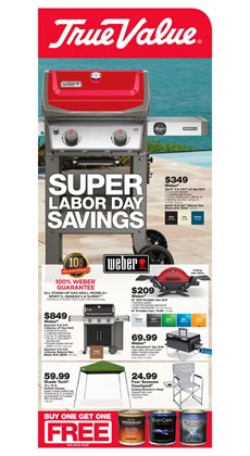 Tools & Hardware deals in the True Value weekly ad in Lancaster PA