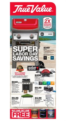 Tools & Hardware deals in the True Value weekly ad in North Charleston SC