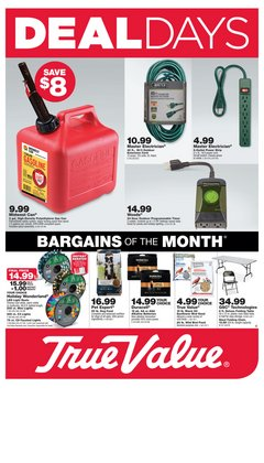 Tools & Hardware deals in the True Value weekly ad in Littleton CO