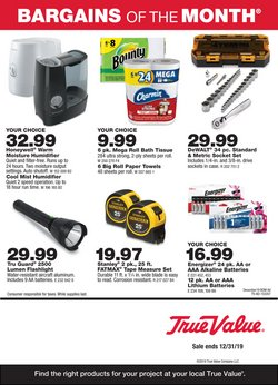 Tools & Hardware deals in the True Value weekly ad in Whittier CA