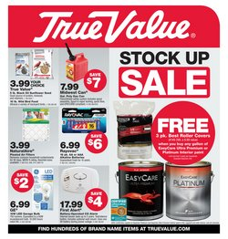 Tools & Hardware offers in the True Value catalogue in Van Nuys CA ( 10 days left )