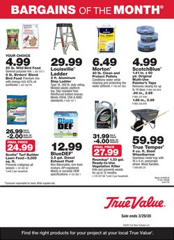 Tools & Hardware offers in the True Value catalogue in Jersey City NJ ( 3 days left )