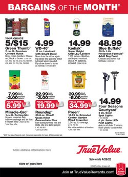 Tools & Hardware offers in the True Value catalogue in Humble TX ( 25 days left )