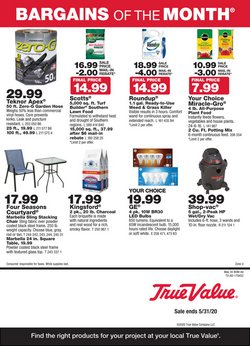 Tools & Hardware offers in the True Value catalogue in Columbia SC ( 2 days left )