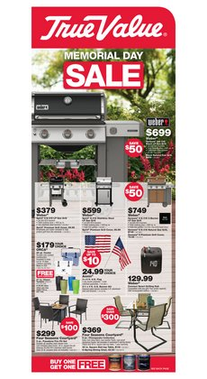 Tools & Hardware offers in the True Value catalogue in Fresno CA ( 3 days left )