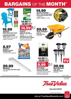 Tools & Hardware offers in the True Value catalogue in Lynn MA ( 3 days ago )