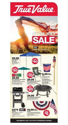 Tools & Hardware offers in the True Value catalogue in Commack NY ( 7 days left )