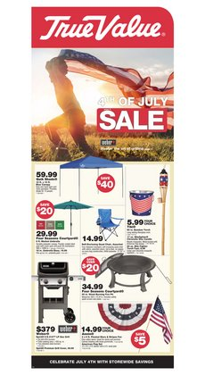 Tools & Hardware offers in the True Value catalogue in Kent WA ( 6 days left )