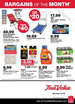 Tools & Hardware offers in the True Value catalogue in Scranton PA ( 3 days ago )