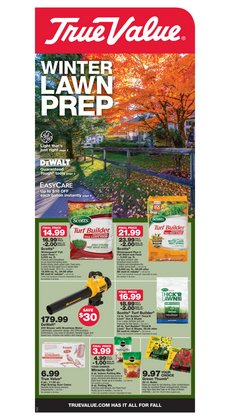 Tools & Hardware offers in the True Value catalogue in Inglewood CA ( Published today )
