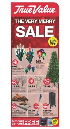 Tools & Hardware offers in the True Value catalogue in Canton OH ( 6 days left )