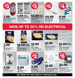 Energizer deals in True Value