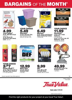 True Value catalogue in Livonia MI ( 13 days left )