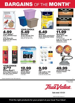 Tools & Hardware offers in the True Value catalogue in Lomita CA ( 6 days left )