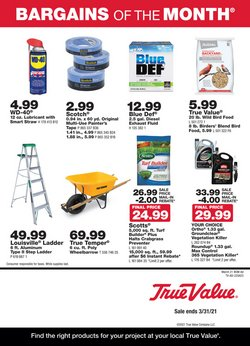 Tools & Hardware offers in the True Value catalogue in Philadelphia PA ( 1 day ago )