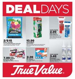 True Value deals in the True Value catalog ( Expired)
