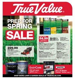 True Value catalogue in Los Angeles CA ( 2 days ago )