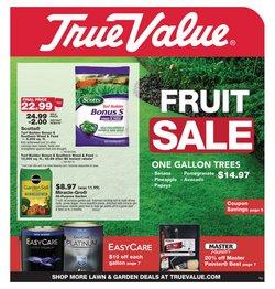 True Value catalogue in Houston TX ( 8 days left )
