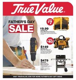 Tools & Hardware deals in the True Value catalog ( 3 days left)