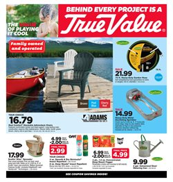 True Value deals in the Indianapolis IN weekly ad