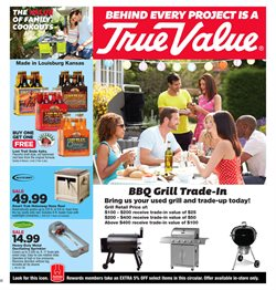 Tools & Hardware deals in the True Value weekly ad in New York
