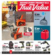 Catalogs with True Value deals in New York
