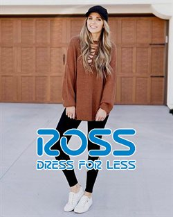 Clothing & Apparel deals in the Ross Stores weekly ad in Hot Springs National Park AR