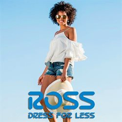 Ross Stores deals in the Houston TX weekly ad