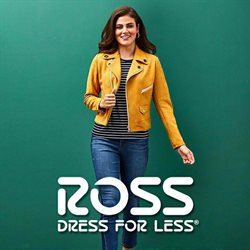 Ross Stores deals in the Fontana CA weekly ad