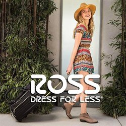 Ross Stores deals in the Dallas TX weekly ad