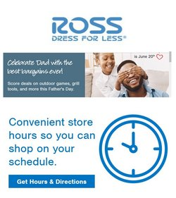 Clothing & Apparel deals in the Ross Stores catalog ( Published today)